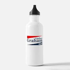 Lindsey Graham 2016 Water Bottle