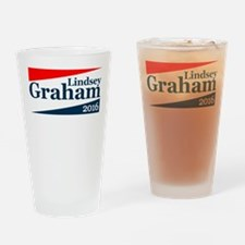 Lindsey Graham 2016 Drinking Glass