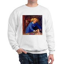 Valentine Charm Sweatshirt