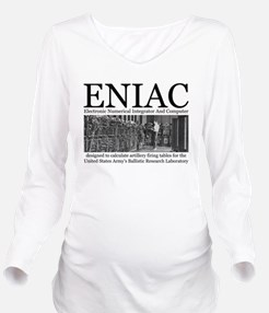 ENIAC: first electronic general-purpose computer L