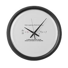 Euler equations (fluid dynamics): science Large Wa