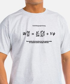 Schrodinger equation: science T-Shirt