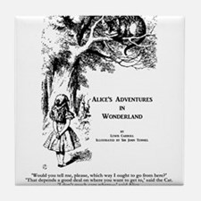 Cheshire Cat: Alice's Adventures in Wonderland Til