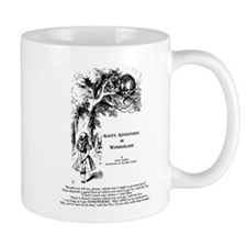Cheshire Cat: Alice's Adventures in Wonderland Mug