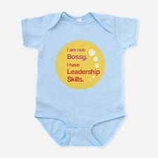 Funny Girl power Infant Bodysuit