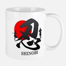 Ninja: Shinobi: agent or assassin in Japan Mugs