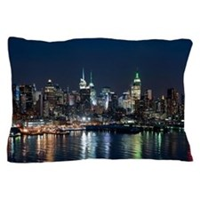 New York skyline Pillow Case