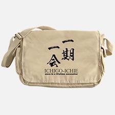 Ichi-go ichi-e: Japanese quote: yojijukugo Messeng