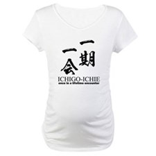 Ichi-go ichi-e: Japanese quote: yojijukugo Materni