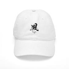 Kaze(Wind): Japanese kanji Baseball Baseball Cap