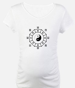 Bagua: eight trigrams used in Taoist cosmology Mat