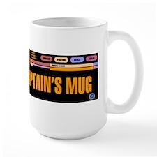 Captain's Mug Mugs