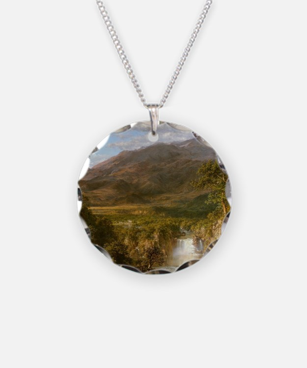 Heart of the Andes Necklace