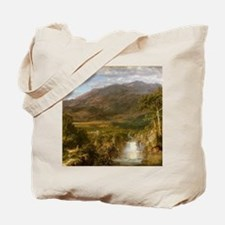 Heart of the Andes Tote Bag