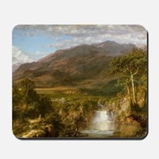 Heart of the Andes Mousepad