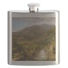 Heart of the Andes Flask