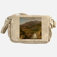 Heart of the Andes Messenger Bag