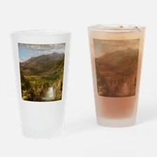 Heart of the Andes Drinking Glass