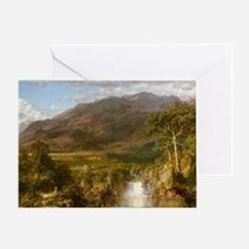 Heart of the Andes Greeting Card