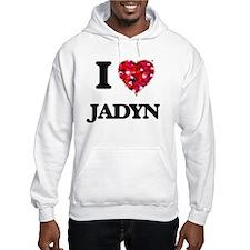 I Love Jadyn Jumper Hoody