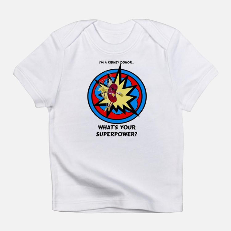 Super Donor Infant T-Shirt