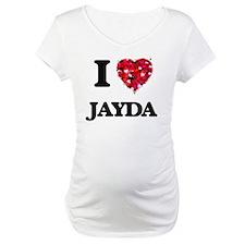 I Love Jayda Shirt