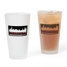 Professional White Blackground.png Drinking Glass