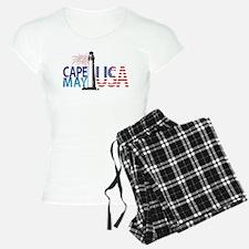 Cape May USA Pajamas