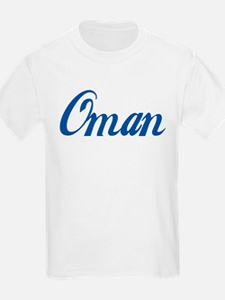 Oman (cursive) T-Shirt