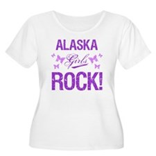 Alaska Girls  T-Shirt