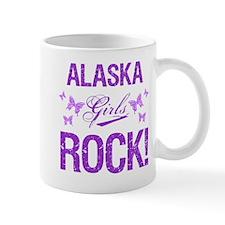 Alaska Girls Rock Mug
