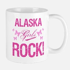 Alaska Girls Rock Mug