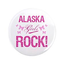 Alaska Girls Rock Button