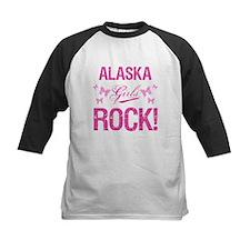 Alaska Girls Rock Baseball Jersey
