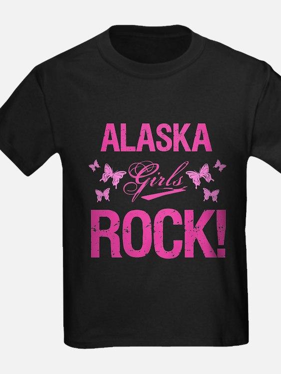 Alaska Girls Rock T-Shirt