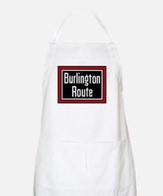 Burlington Route BBQ Apron