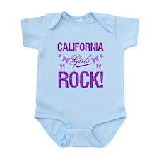 California Girls Rock Body Suit