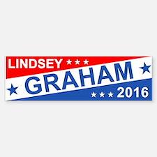 Lindsey Graham 2016 Bumper Bumper Bumper Sticker