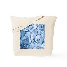Hydrangea Flower Tote Bag