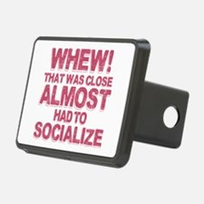 Introvert Social Anxiety H Hitch Cover
