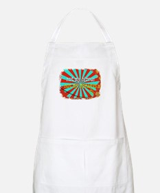 Not My Circus Not My Monkeys Shredded Apron