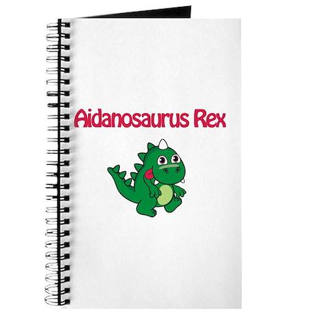 Aidanosaurus Rex Journal