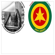 The Brown Condor - Ethiopian Air Force Insignia 19 Wall Decal