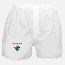 Alanosaurus Rex Boxer Shorts