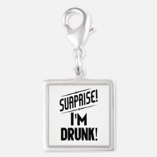 Surprise I'm DRUNK Charms