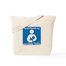 Baby Friendly Tote Bag