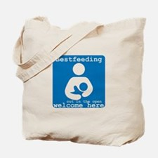 Baby Friendly Tote Bag