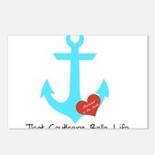 Anchored in the South Postcards (Package of 8)