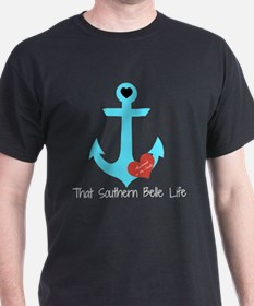 Anchored in the South T-Shirt