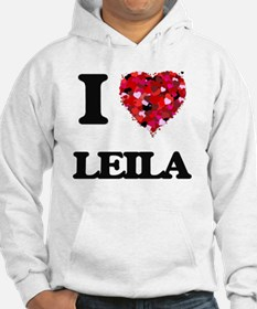 I Love Leila Jumper Hoody